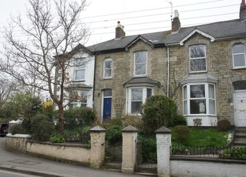 Thumbnail 3 bed terraced house to rent in Devonshire Terrace, Truro