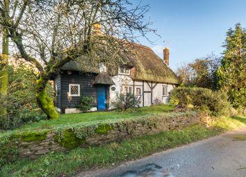 Thumbnail 3 bed cottage for sale in Fryern Court Road, Burgate, Fordingbridge