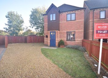 Thumbnail 3 bed detached house to rent in Elizabeth Court, Sleaford