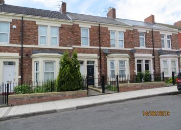 Thumbnail 1 bed flat to rent in Hartington Street, Newcastle Upon Tyne