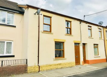 Thumbnail 3 bed end terrace house for sale in Yew Street, Troedyrhiw, Merthyr Tydfil