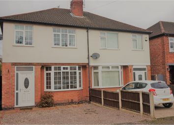 Thumbnail 3 bed semi-detached house for sale in Hickling Road, Nottingham