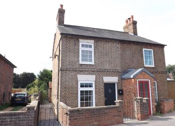 Thumbnail 2 bed semi-detached house for sale in High Road, Beeston, Sandy, Bedfordshire