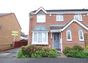Thumbnail 3 bed semi-detached house for sale in Alexandra Street, Thurmaston, Leicester, Leicestershire