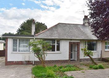 Thumbnail 2 bed semi-detached house for sale in Coychurch Road, Bridgend