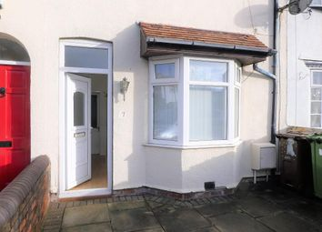 Thumbnail 2 bed terraced house to rent in Grove St, Southport