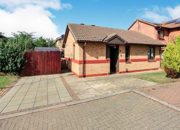 Thumbnail 2 bedroom detached bungalow for sale in Derwood Grove, Werrington, Peterborough