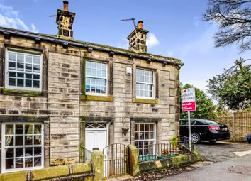 Thumbnail 2 bed end terrace house for sale in Ewood Cottages, Midgley Road, Hebden Bridge