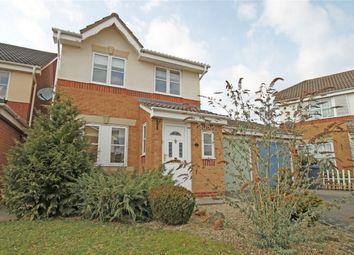 Thumbnail 3 bed detached house to rent in Fairwood Close, Hilperton, Trowbridge, Wiltshire