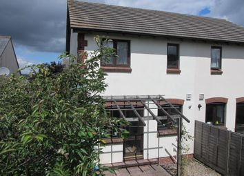 Thumbnail 3 bed semi-detached house to rent in The Heathers, Okehampton