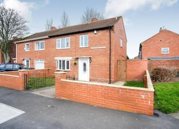 Thumbnail 3 bed semi-detached house for sale in Drummond Crescent, South Shields, Tyne And Wear