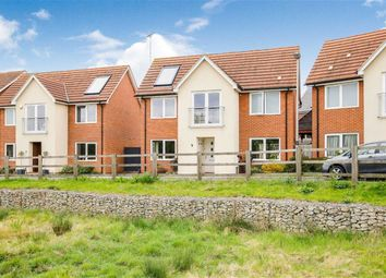 Thumbnail 3 bedroom detached house for sale in Lowery Crescent, Oxley Park, Milton Keynes