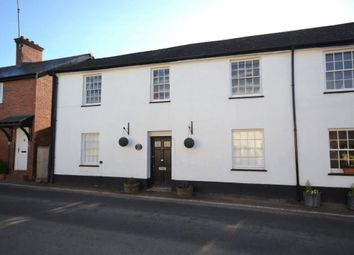 Thumbnail 3 bed terraced house to rent in Fore Street, Otterton, Budleigh Salterton, Devon