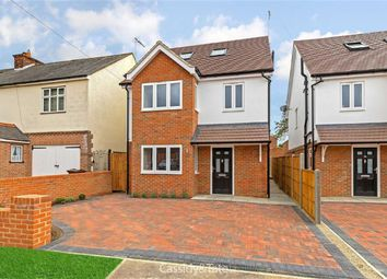 Thumbnail 4 bed detached house for sale in White Horse Lane, St Albans, Hertfordshire