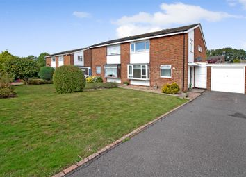 Thumbnail 3 bed detached house for sale in Chanctonbury Way, Crawley