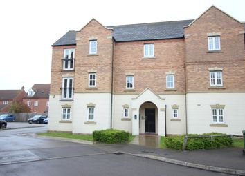 Thumbnail 2 bedroom flat for sale in 45, Denbigh Avenue, Worksop