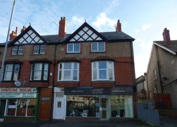 Thumbnail 3 bed flat for sale in Rhos Road, Colwyn Bay