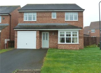 Thumbnail 4 bedroom detached house for sale in Stirling Close, Sunderland, Tyne And Wear