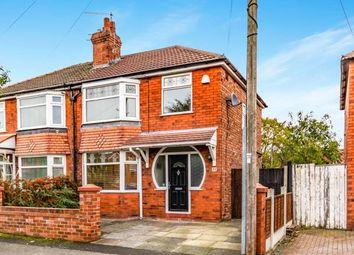 Thumbnail 3 bed semi-detached house for sale in Oak Drive, Dane Bank, Denton, Manchester