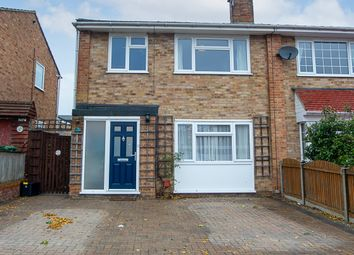 Thumbnail 3 bed semi-detached house for sale in Castle Road, Kent