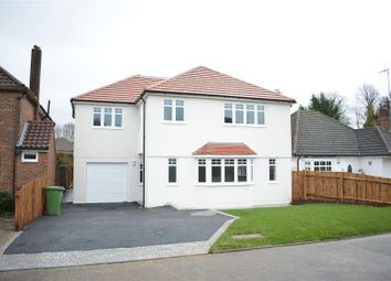 Thumbnail 4 bedroom detached house for sale in Langton Avenue, Epsom