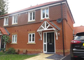 Thumbnail 2 bed semi-detached house for sale in Squirrel Drive, Longwood Copse Lane, Beggarwood, Basingstoke