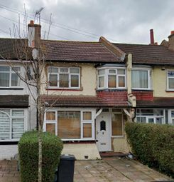 27 Norman Road, Thornton Heath, Surrey CR7. 3 bed terraced house for sale
