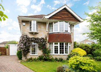 Thumbnail 4 bed detached house for sale in Sandringham Close, Haxby, York