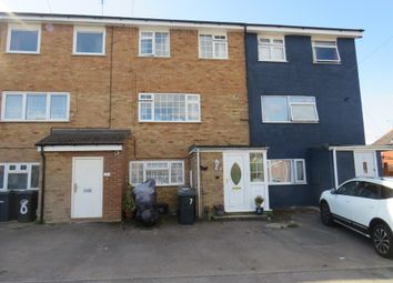Thumbnail 4 bed town house for sale in Orpington Close, Luton