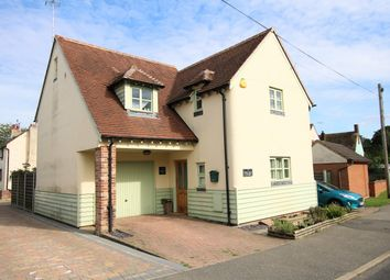 3 bed detached house for sale in Guelphs Lane, Thaxted, Dunmow CM6