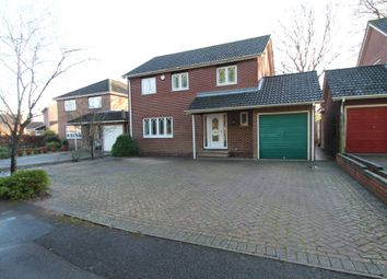 Thumbnail 4 bed detached house to rent in Reeves Way, Wokingham, Berkshire