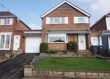Thumbnail 3 bed detached house for sale in Appleton Avenue, Great Barr, Birmingham
