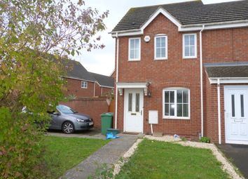 Thumbnail 2 bed end terrace house to rent in Cypress Gardens, Longlevens, Gloucester