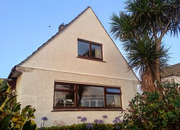 Thumbnail 4 bed link-detached house for sale in South View, Porthleven, Helston