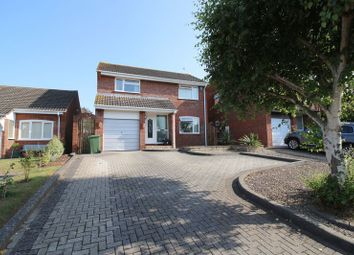 Thumbnail 4 bed detached house for sale in Queensway, Taunton