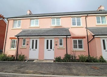 Thumbnail 3 bed terraced house for sale in Old Market Place, Holsworthy, Devon
