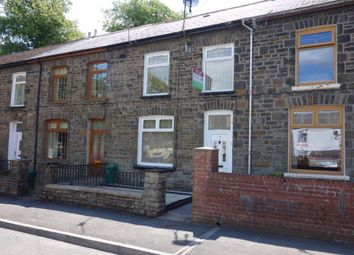 Thumbnail 4 bedroom terraced house for sale in Dinam Park Avenue, Ton-Pentre