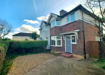 Thumbnail 3 bed semi-detached house to rent in Princes Avenue, Tolworth