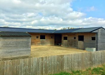 Thumbnail Commercial property for sale in Stables And Paddocks, Duns Tew Road, Middle Barton, Chipping Norton, Oxfordshire