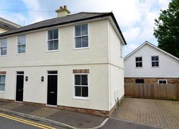 Thumbnail 2 bed semi-detached house to rent in Norwood Street, Ashford