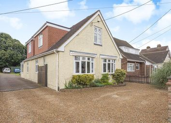 Thumbnail 4 bed detached house for sale in King George Road, Chatham
