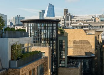 Thumbnail 3 bed flat for sale in Victor Wharf, Clink Street, London