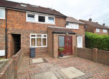Thumbnail 4 bed terraced house for sale in Buckton Road, Borehamwood