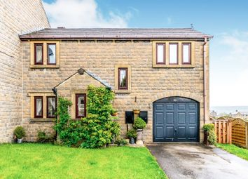 3 bed end terrace house for sale in Campinot Vale, Slaithwaite, Huddersfield HD7