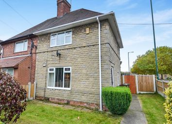 Thumbnail 2 bed semi-detached house for sale in Ravensworth Road, Bulwell, Nottingham