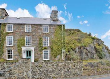 Thumbnail 4 bedroom semi-detached house for sale in Aberamffra Road, Barmouth, Gwynedd.