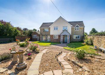Thumbnail 5 bed detached house for sale in Sherington Bridge, Sherington, Newport Pagnell