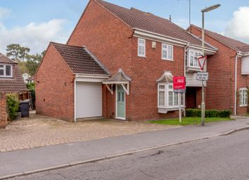 Thumbnail 3 bed end terrace house for sale in Chertsey Road, Windlesham, Surrey