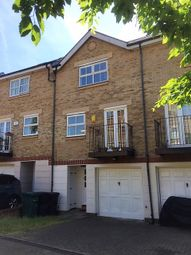Thumbnail 4 bedroom town house to rent in Highgrove Close, Friern Barnet