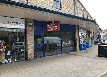 Thumbnail Retail premises to let in Unit 6B Northgate Retail Centre, Northgate, Heckmondwike